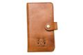 Nic & Mel ANDREW BOOKCASE IPHONE 5/5S COGNAC