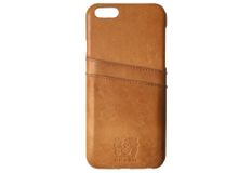 Nic & Mel DOLPH IPHONE 6 PLUS HARDCASE COGNAC