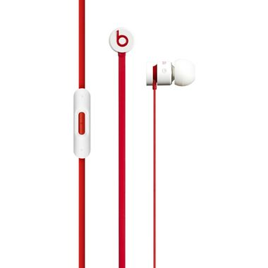 BEATS URBEATS IN-EAR HEADPHONES GLOSS WHITE                      IN CONS