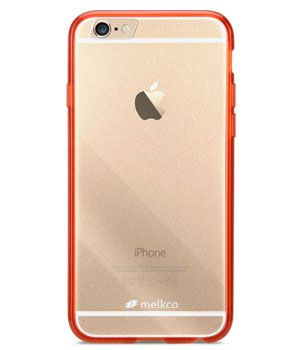 POLYULTIMA CASE IPHONE 6 TRANSPARENT RED