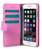 MELKCO MELKCO WALLETCASE BOOK IPHONE 6 PINK