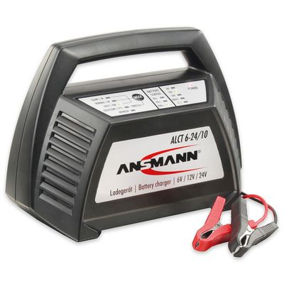 ALCT6-24/ 10 Car Battery Charger