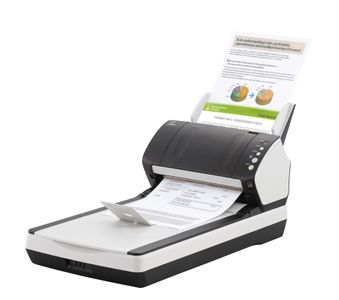 FUJITSU FI-7240 DOCUMENT SCANNER                                  IN PERP (PA03670-B601)