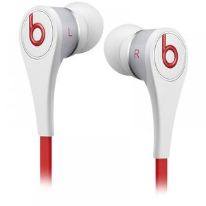 APPLE BEATS TOUR IN-EAR HEADPHONES WHITE IN (MH7Y2ZM/A)