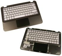 HP PLA_TOP COVER_W TP_ENVY_UK (587940-001)