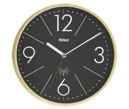 52735 Radio controlled Wall Clock