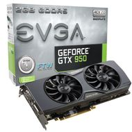 "GeForce GTX 950 2GB PhysX CUDA PCI-Express 3.0, ""ForTheWin - FTW"",  w/ACX 2.0+, DL-DVI-I, HDMI 2.0, DP"