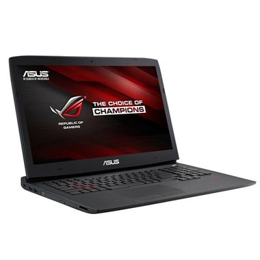 "G751JY 17.3"" Full HD matt G-Sync GeForce GTX980M 4GB,Core i7-4720HQ, 16GB RAM,512GB SSD,2TB HDD, DVD±RW, Windows 8.1"