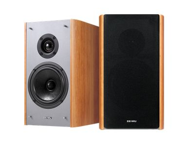 CREATIVE EMU XM7 PASSIVE SPEAKER (PAIR) BROWN                            IN ACCS (70EM911000001)
