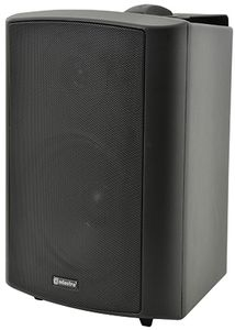 "ADASTRA BP6VB Utendørshøyttaler 60W 100V BP6V-B 100V 6.5"" b.ground speaker black (952.817UK)"