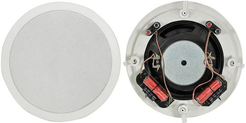 ADASTRA Ceiling Subwoofer 8in 2 x 40W 2x40W DualCoil Subwoofer for tak (952.544UK)