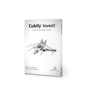 CUBIFY INVENT WINDOWS SITE LICENSE 25 SEATS EN