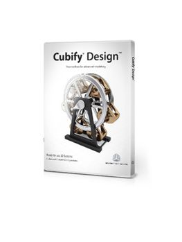 3D SYSTEMS CUBIFY DESIGN WINDOWS SITE LICENSE 50 SEATS            EN BKCD (391228)
