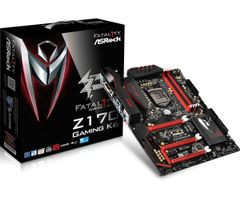 Z170 GAMING K6+, Intel Z170 Mainboard - Sockel 1151