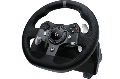 LOGITECH G920 Driving Force Racing Wheel - USB - EMEA - EU (941-000123)