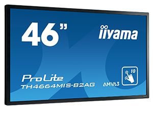 """46""""""""W  IR 10P Touch, AG Glass"""