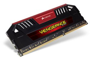32GB (4KIT) Vengeance Pro Red