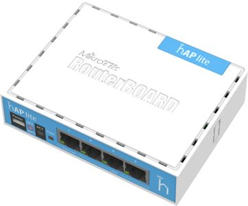 MIKROTIK RouterBoard home Access Point lite hAP lite (RB941-2nD)