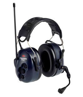 PELTOR LITECOM LCA PMR 446 EAR DEFENDER HEADBAND    IN ACCS