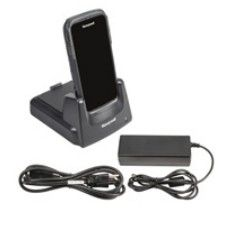 Kit includes Dock, Power Supply and Power Cord.??? For recharging computer & battery.? Supports USB client via USB Type B connector.? (USB Type B to Type A cable (321-576-004) sold separately).???