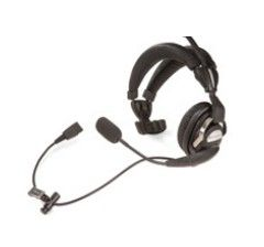 Headset Rugged Sngl Ear