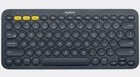 LOGITECH K380 MultiDev Bluetooth KBD Dark Grey UK (920-007580)