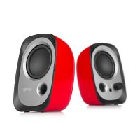 R12U active USB speaker - Red