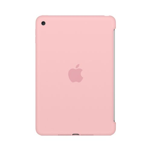 APPLE IPAD MINI 4 SILICONE CASE PINK ACCS (MLD52ZM/A)