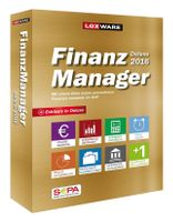 FinanzManager Deluxe 2016