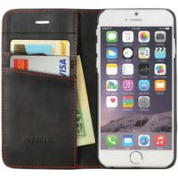 iPhone 6 Plus Flip Wallet Case /Black