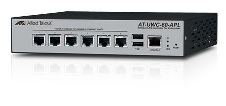 AT-UWC-60-APL WIRELESS LAN CONTROLLER HW IN