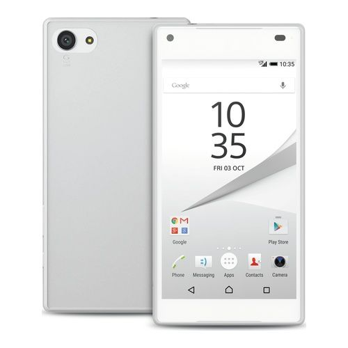 Sony Xperia Z5 Compact Ultra-Slim 0.3 Cover Mfx Transp. - qty 1