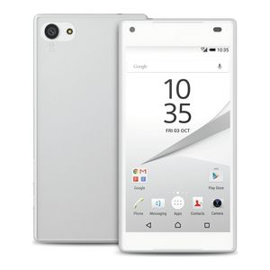 PURO Sony Xperia Z5 Compact Ultra-Slim 0.3 Cover Mfx Transp. - qty 1 (SYXZ5C03TR)