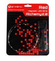 BITFENIX Alchemy 2.0 Magnetic LED-Strip - 30cm, 15 LEDs, rot (BFA-MAG-30RK15-RP)