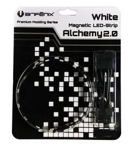 BITFENIX Alchemy 2.0 Magnetic LED-Strip - 30cm, 15 LEDs, weiß (BFA-MAG-30WK15-RP)