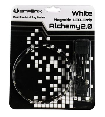 Alchemy 2.0 Magnetic LED-Strip - 60cm, 30 LEDs, weiß