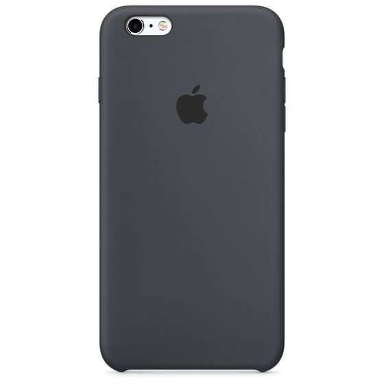 iPhone 6s Silicone Case Charcoal Grey