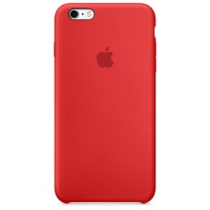 APPLE iPhone 6s Plus Silicone Case Red (MKXM2ZM/A)