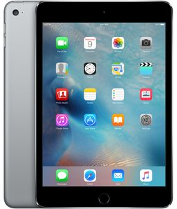 APPLE iPad mini 4 Wi-Fi 128GB Space Gray (MK9N2FD/A)