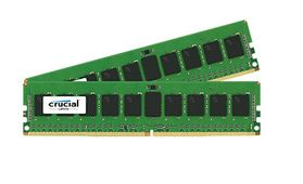 CRUCIAL 16GB Kit 8GBx2 DDR4 2133 MT/s (CT2K8G4WFD8213)
