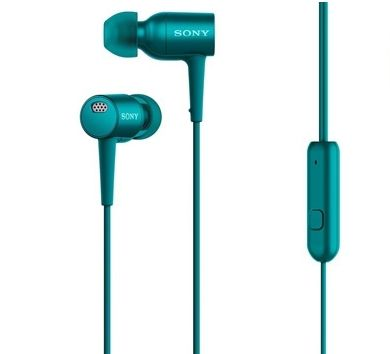 IN EAR-HEADSE HIGH-RES NOISE CANCELLING BLUE            IN ACCS