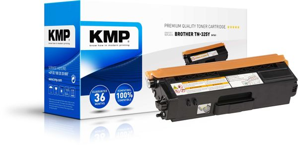Toner Brother TN-325Y comp. yellow B-T41