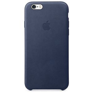 APPLE IPHONE 6S LEATHER CASE MIDNIGHT BLUE (MKXU2ZM/A)