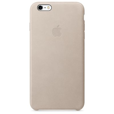 IPHONE 6S PLUS LEATHER CASE ROSE GRAY