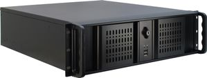 INTER-TECH IPC 3U-3098-S MINI ITX MATX 2XUSB 2    (88887176)