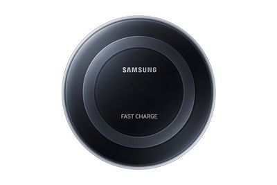 Wireless Charging Pad, Black Charging Plate Black Fast Charger