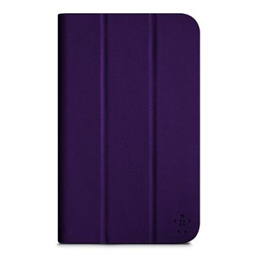 SAMSUNG TRIFOLD COVER 8 IN PURPLE ACCS