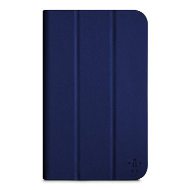 SAMSUNG TRIFOLD COVER 8 IN BLUE . ACCS