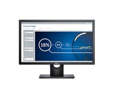 "E2316H - LED-skärm - 23"" - 1920 x 1080 FullHD - TN - 250 cd/m2 - 1000:1 - 5 ms - VGA, DisplayPort - svart - med 3 års Advance Exchange Service"