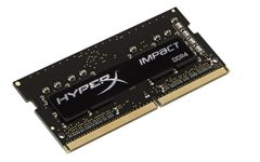 KINGSTON 4GB 2133MHZ DDR4 CL13 SODIMM HYPERX IMPACT